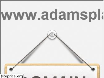 adamsplace.net website worth
