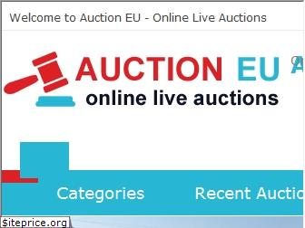 auctioneu.com website worth