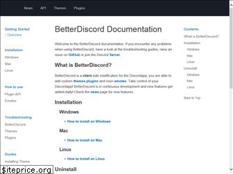 betterdocs.net website worth