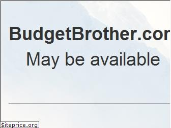 budgetbrother.com website worth