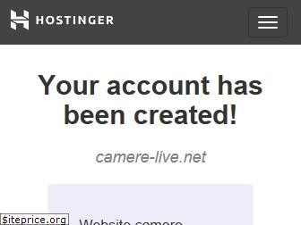 camere-live.net website worth