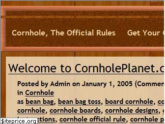 cornholeplanet.com website worth