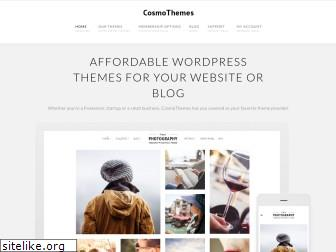 cosmothemes.com website worth