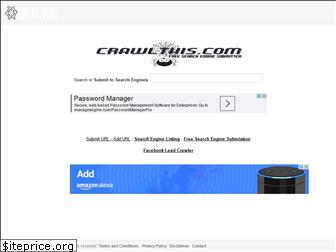 crawlthis.com website worth