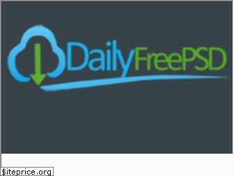 dailyfreepsd.com website worth