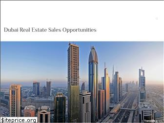 dubai-real-estate-sales.com website worth
