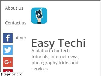 easytechi.info website worth