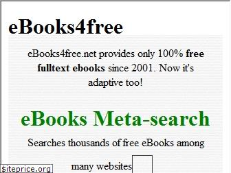ebooks4free.net website worth