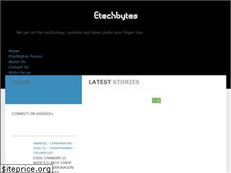 etechbytes.com website worth