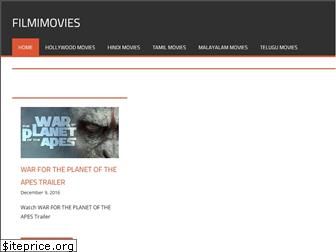 filmimovies.com website worth