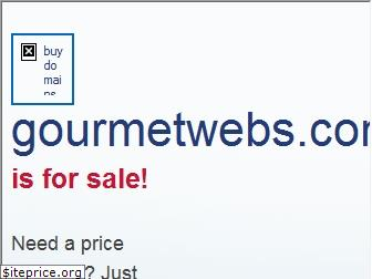 gourmetwebs.com website worth