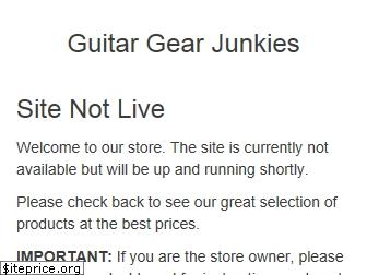 guitargearjunkies.com website worth