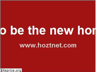 hoztnet.com website worth