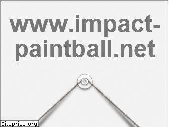 impact-paintball.net website worth