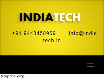 india-tech.in website worth