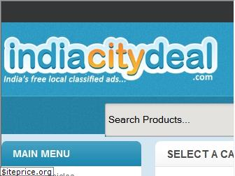 indiacitydeal.com website worth