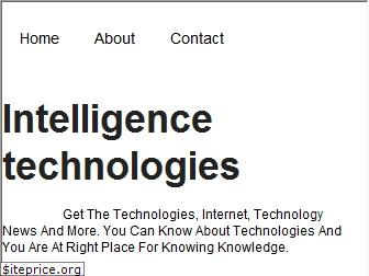 intelligencetechno.com website worth