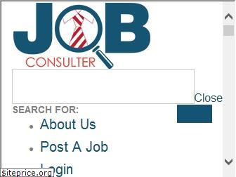 jobconsulter.com website worth