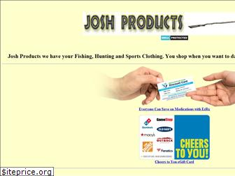 joshproducts.com website worth