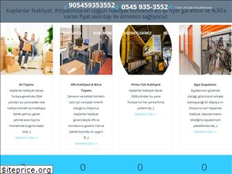kaplanlarnakliyat.com website worth
