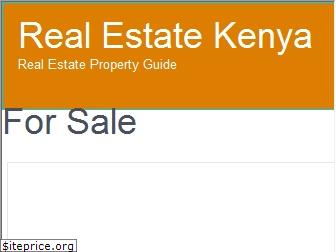 kenyareal.com website worth