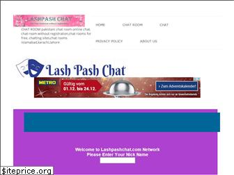 lashpashchat.com website worth