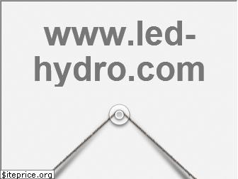 led-hydro.com website worth