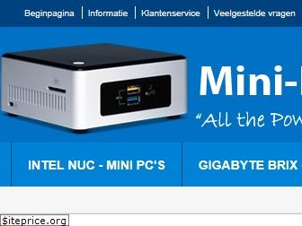 minipc.nl website worth