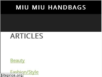 miumiuhandbags-outlet.com website worth