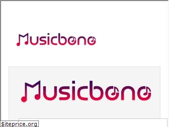 musicbono.com website worth