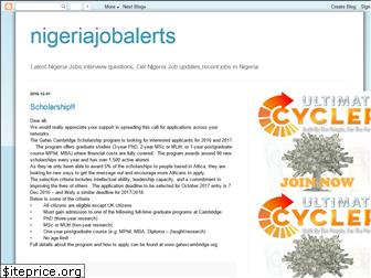 nigeriajobalerts.com website worth