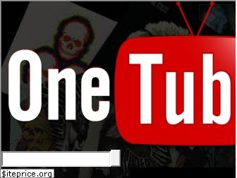 onetube.ro website worth