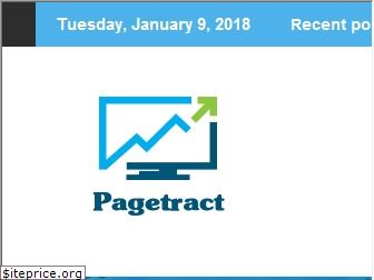 pagetract.com website worth