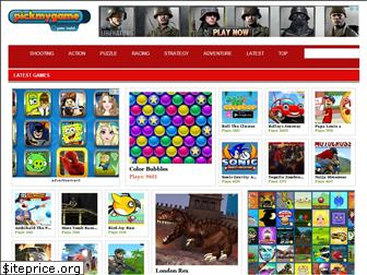 pickmygame.com website worth