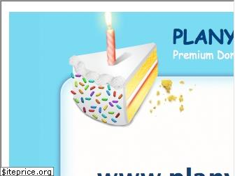 planyourparty.com website worth