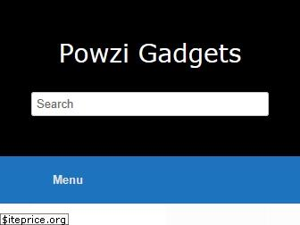 powzi.com website worth