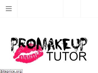 promakeuptutor.com website worth