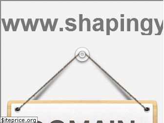 shapingyourfuture.com website worth