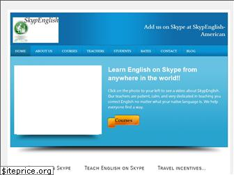 skypenglish.info website worth