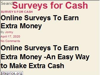 surveysforcashonly.net website worth