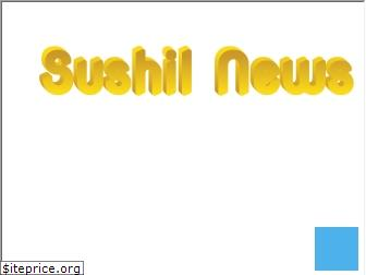sushilnews.com website worth