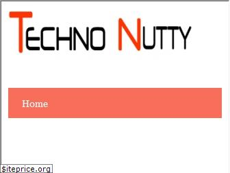 technonutty.com website worth