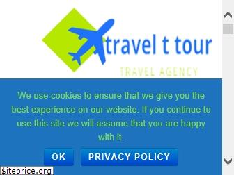 travelttour.com website worth