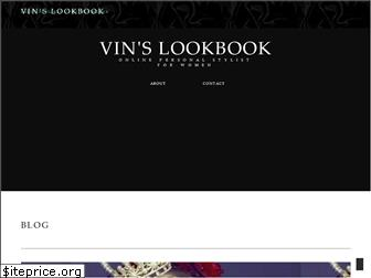 vinslookbook.com website worth