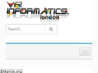 vr.informatics.london website worth