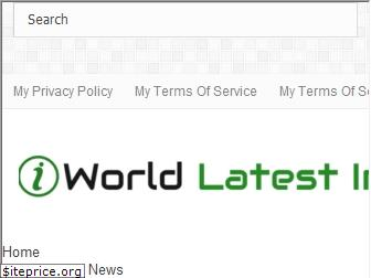 worldlatestinfo.com website worth