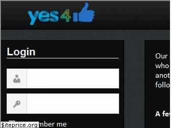 yes4like.com website worth