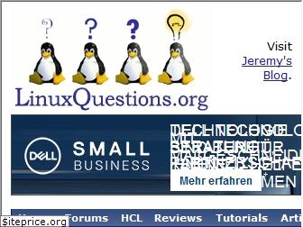 linuxquestions.org