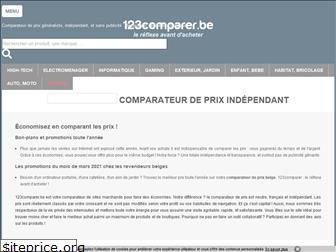 123comparer.be