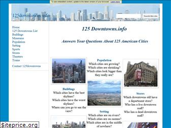 125downtowns.info